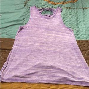 Tops - Purple top